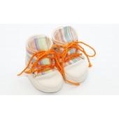Babysneakers- Pastellbär