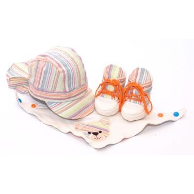 Trio-Set - Pastellbär
