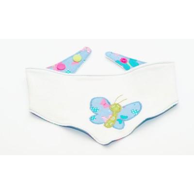 Halstuch / Wendehalstuch - Butterfly