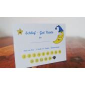 Schlaf-Gut Karten blau (10St.)