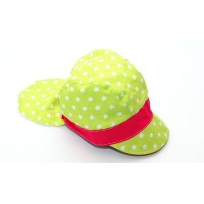 Bandana - GreenStar (pink)